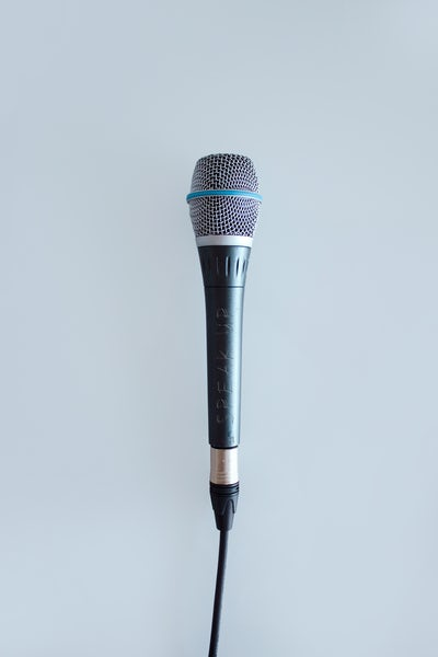 Microphone image BWBlog